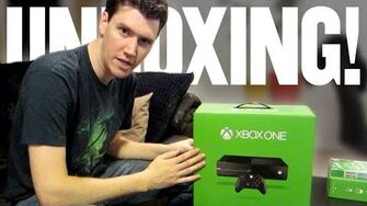 Xbox One Unboxing (Day 1856 - 12 24 14)