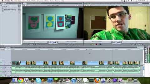 Editing Daily Vlogs (Day 786 BONUS!)