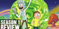 Rick and Morty Season 1 Review (Day 2425 - 7/15/16)