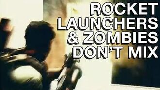 Zombies + Rocket Launchers