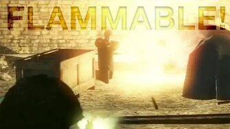 Flammable!