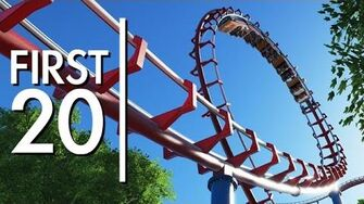 Planet Coaster - First20