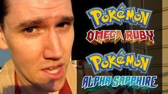 Omega Ruby & Alpha Sapphire (Day 1625 - 5 7 14)