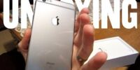 IPhone 6s Plus Unboxing (Day 2131 - 9/25/15)