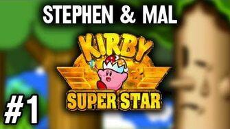 Stephen & Mal Kirby Super Star 1