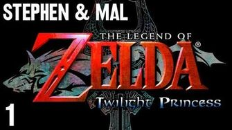 Stephen & Mal Zelda Twilight Princess 1