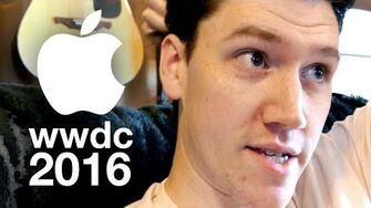 WWDC 2016 • 6.13