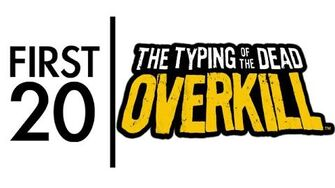 The Typing of the Dead Overkill - First20