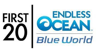 Endless Ocean Blue World - First20 (w Mal)