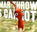Olimar Throws His Carrots