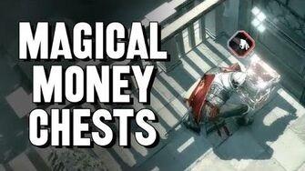 Magical Money Chest