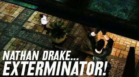 """Nathan """"Exterminator"""" Drake"""