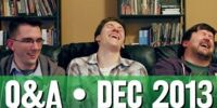 StephenVlog Q&A - December 2013 (w/ Alex & Dan)