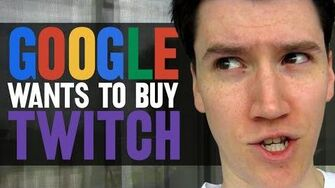 Google Wants to Buy Twitch (Day 1636 - 5 18 14)