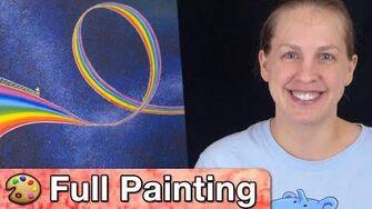 "Mario Kart DS - ""Spectrum"" Painting (Full Version)"