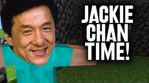 JACKIE CHAN TIME!