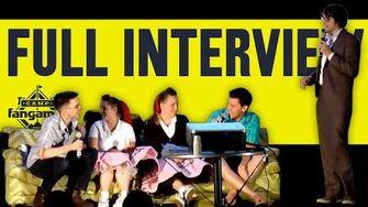 Stephen & Friends Full Interview - Camp Fangamer