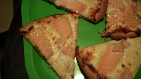 Salmon Pizza (Day 795 - 1 28 12)