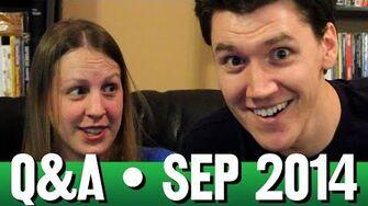 StephenVlog Q&A - September 2014
