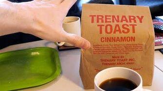 Cinnamon Toast • 8.19