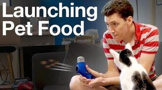 Pet Food Launcher • Astronocats 🐈