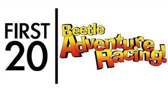 Beetle Adventure Racing! - First20