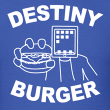 Destiny-burger-white-men-s design