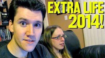 Extra Life 2014 Stream! (Day 1796 - 10 25 14)