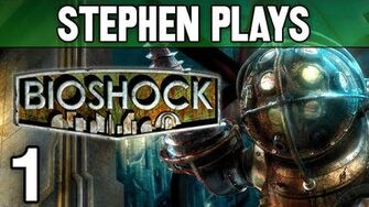"BioShock 1 - ""Welcome to Rapture"""