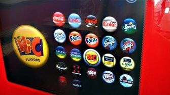 Free Coca-Cola Freestyle Drinks (Day 696 - 10 21 11)