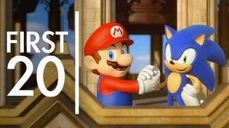 Mario & Sonic at the London 2012 Olympic Games - First20 (w Mal)
