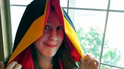 Graduating From Gryffindor (Day 1289 - 6 5 13)