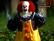 Pennywise the Dancing Clown aka IT