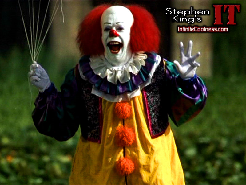 it creature stephen king wiki fandom powered by wikia pennywise the dancing clown aka it