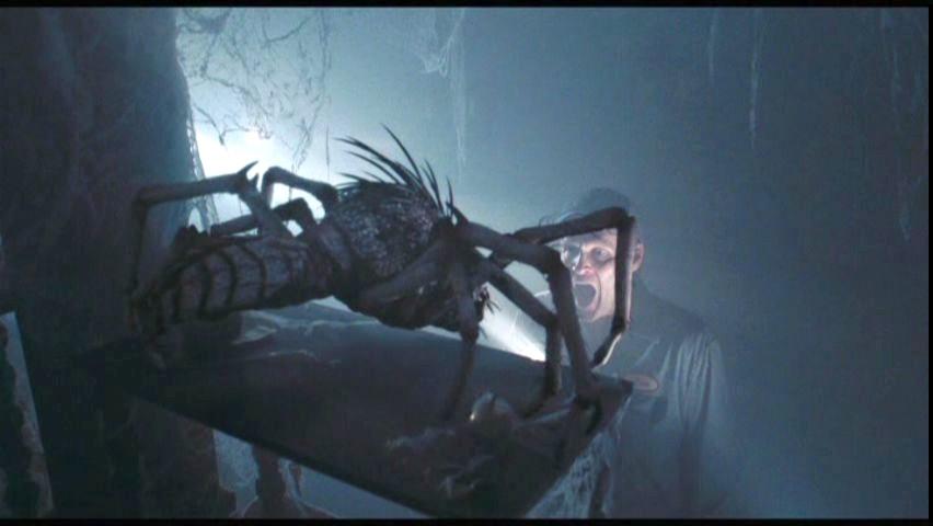 Image - Jim+Spider.jpg | Stephen King's The Mist Wiki | FANDOM powered by Wikia