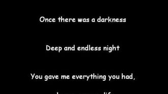 Sarah McLachlan - I Will Remember You Lyrics
