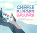 Cheeseburger Backpack