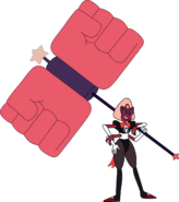 Sardonyx - With Weapon