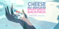 Cheeseburger Backpack (episode)