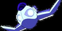 The Universe Mach 3