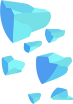 Gem Shards transparent