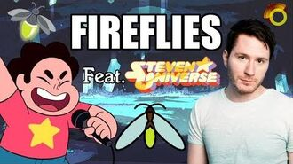 """""""Fireflies"""" sung by Steven Universe characters"""