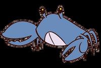 Blue Crab Normal PNG bruh