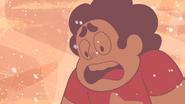 Steven's Lion Steven Really Worried