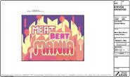 Arcade Mania Model Sheet Meat Beat Mania Screen