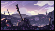 Rose's Scabbard Background 1