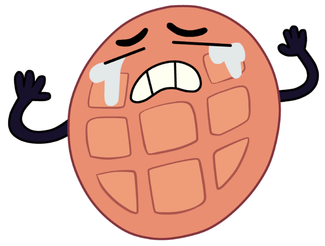 File:Crying Waffle Png.png