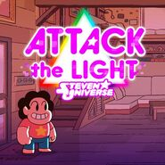 Attack the Light Promo Steven Smiling
