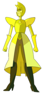 Yellow Diamond by Lenhi + Citrine Edit