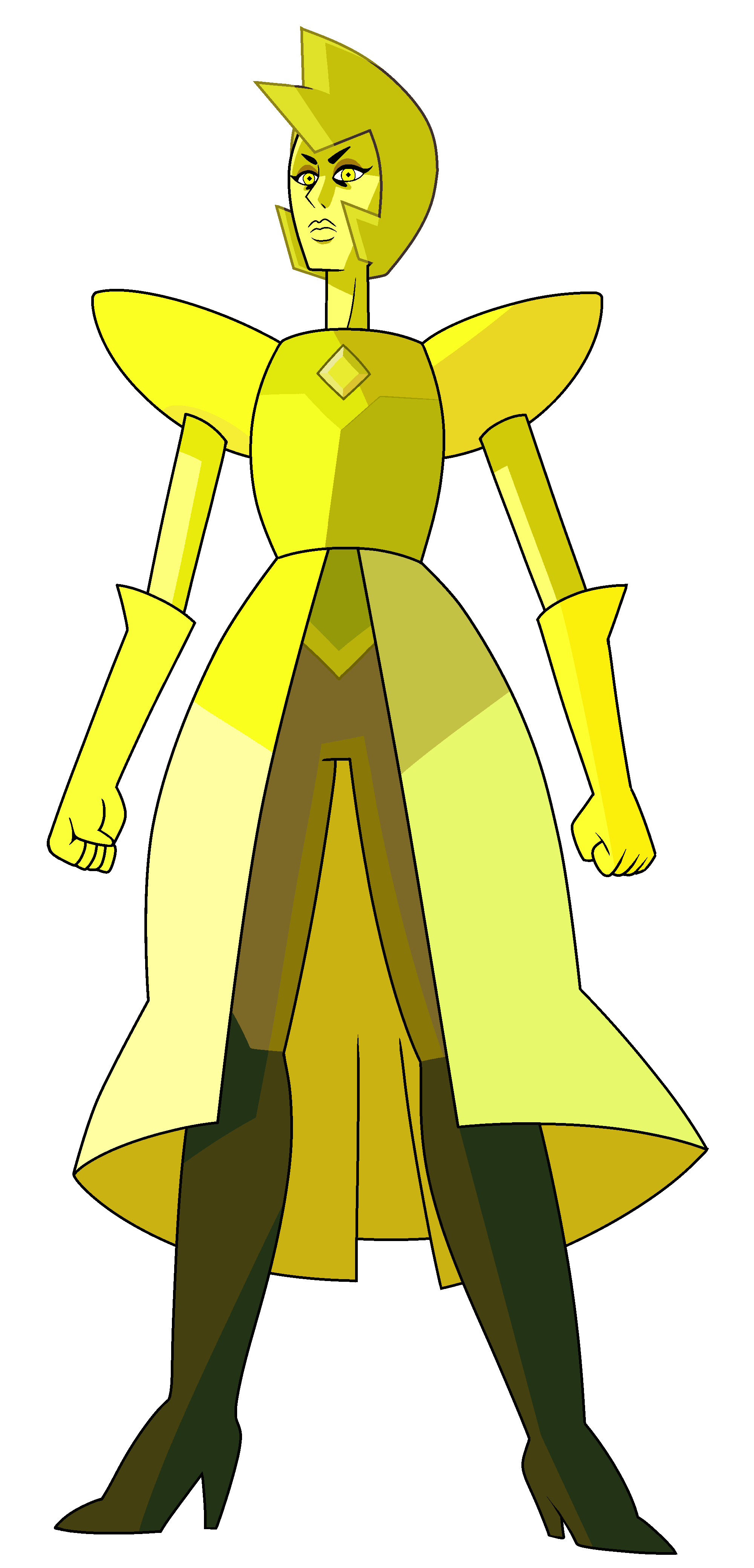 Steven Universe Theory Are The Diamonds Fusions By Hitmonchanman